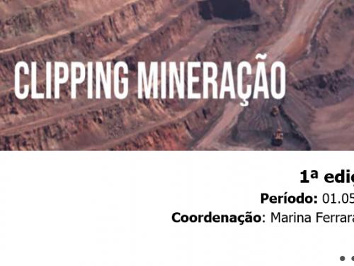 Clipping Minerário - 1a edição
