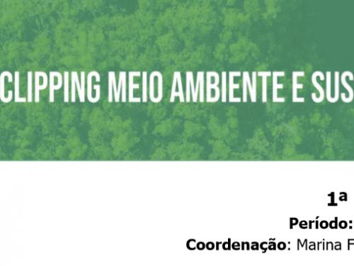 Clipping Ambiental - 1a edição