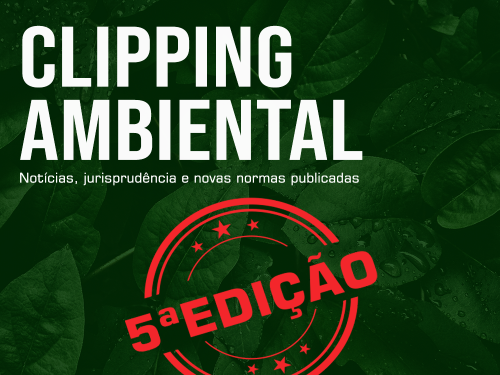 Clipping Ambiental - 5a edição