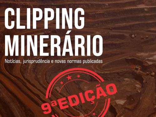Clipping Minerário- 9a edição