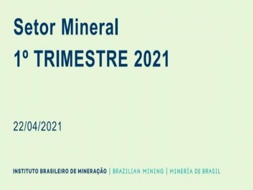 Relatório Mineral - 1º TRIMESTRE 2021