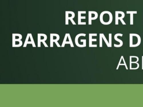 Report Mensal ANM Barragens de Mineração - Abril