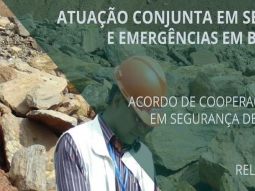 Relatório 2020 do ACT em Segurança de Barragens
