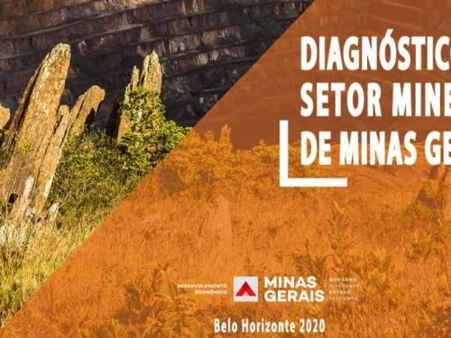 Diagnóstico do Setor Mineral de Minas Gerais
