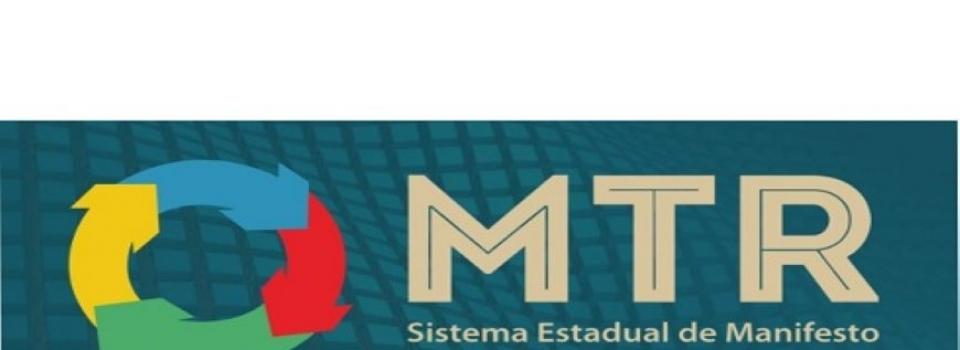 Sistema MTR-MG entra em vigor no mês de outubro