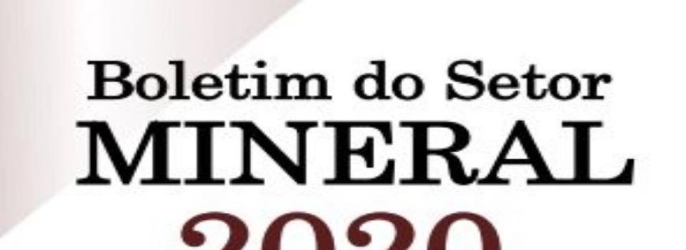 SGM-MME apresentam nova edição do Boletim do Setor Mineral